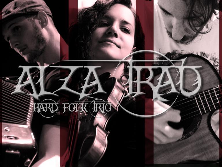 Alza Trad - formazione acustica degli Alzamantes